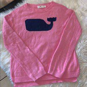 Vineyard sweater girls sz 14 large
